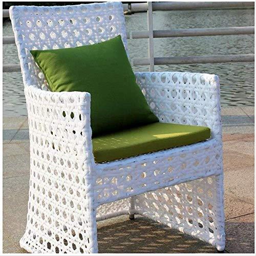 cuscini con schienale basso per sedie esterno